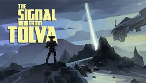 The Signal From Tölva cover