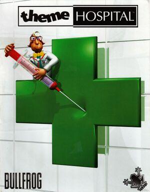 Theme Hospital cover
