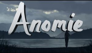 Anomie cover