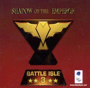 Battle Isle 3 cover