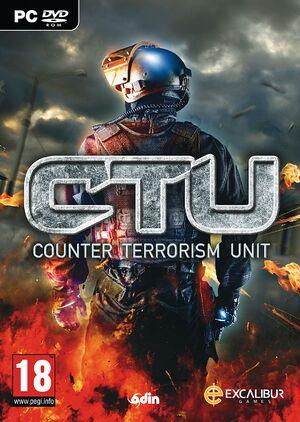 CTU: Counter Terrorism Unit cover