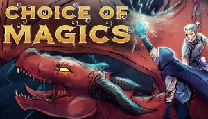 Choice of Magics cover