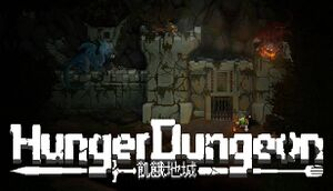 Hunger Dungeon cover