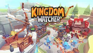 Kingdom Watcher cover