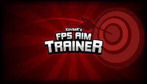 KovaaK's FPS Aim Trainer cover