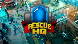 Rescue HQ - The Tycoon cover