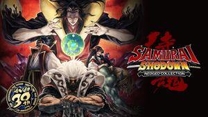 Samurai Shodown NeoGeo Collection cover