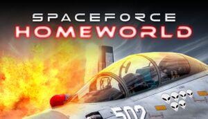 Spaceforce: Homeworld cover
