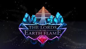 The Lords of the Earth Flame cover