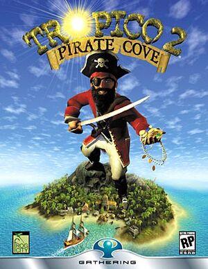 Tropico 2: Pirate Cove cover