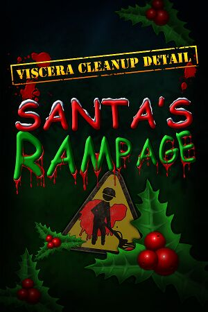 Viscera Cleanup Detail: Santa's Rampage cover