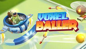 Voxel Baller cover