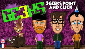3 GEEKS cover
