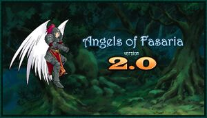 Angels of Fasaria: Version 2.0 cover