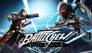 BATTLECREW Space Pirates cover