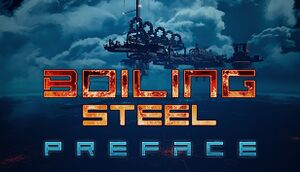 Boiling Steel: Preface cover