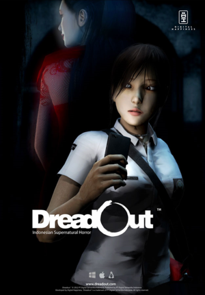 DreadOut cover