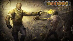 Guns'N'Zombies cover