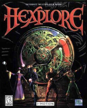 Hexplore cover