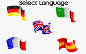 Available languages for The History of Pinball.