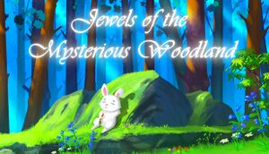 Jewels of the Mysterious Woodland cover