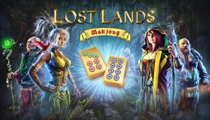 Lost Lands: Mahjong cover