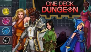 One Deck Dungeon cover