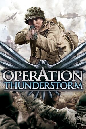Operation Thunderstorm cover