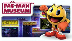 Pac-Man Museum cover