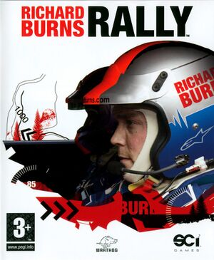 Richard Burns Rally cover