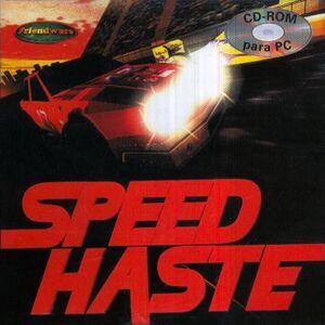 Speed Haste cover