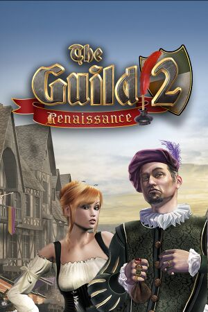 The Guild II: Renaissance cover