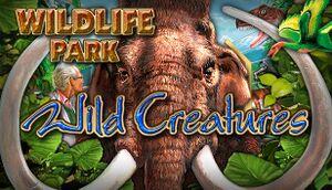 Wildlife Park - Wild Creatures cover