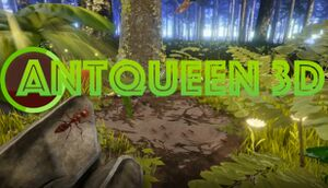 AntQueen 3D cover