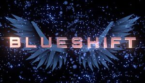 Blueshift cover
