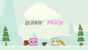 Bunny & Piggy cover