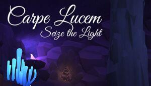 Carpe Lucem: Seize the Light cover