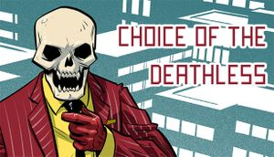 Choice of the Deathless cover