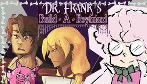 Dr. Frank's Build a Boyfriend cover