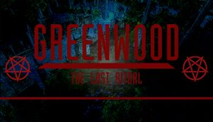 Greenwood the Last Ritual cover
