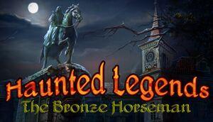 Haunted Legends: The Bronze Horseman cover