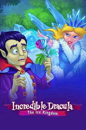 Incredible Dracula: The Ice Kingdom cover