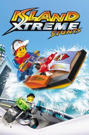 Island Xtreme Stunts cover