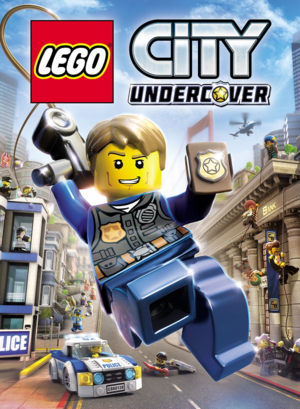 Lego City Undercover cover