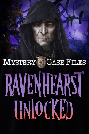 Mystery Case Files: Ravenhearst Unlocked cover