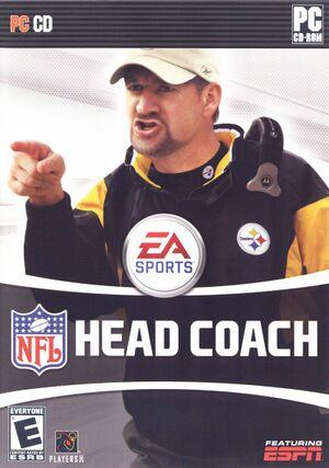 NFL Head Coach cover