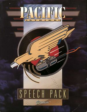 Pacific Strike Speech Pack