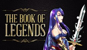 The Book of Legends cover