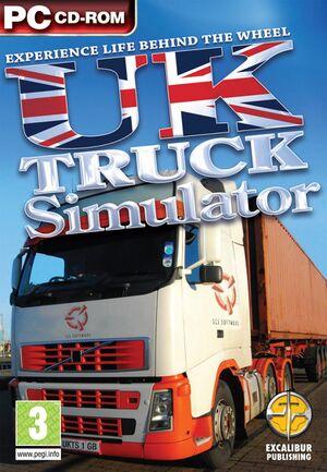 UK Truck Simulator cover