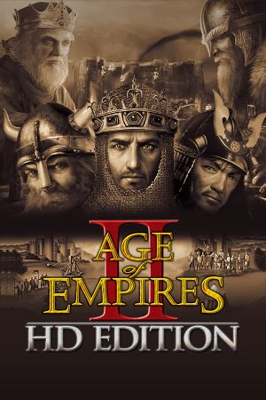 Age of Empires II (2013) cover